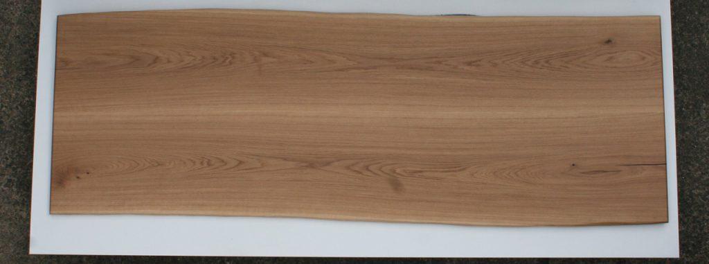 Massivholzbohle Eiche Tischplatte