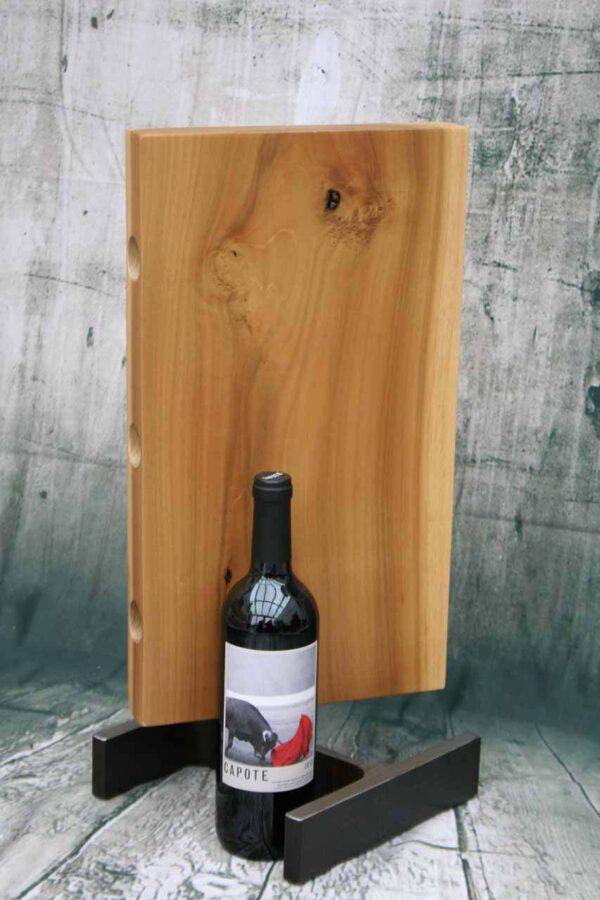 Tulip Weinregal #2 mit Flasche