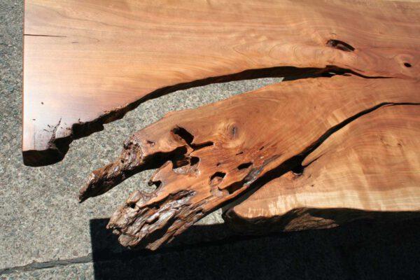 Massivholztischplatte Wildkirsche Vogelkirsche