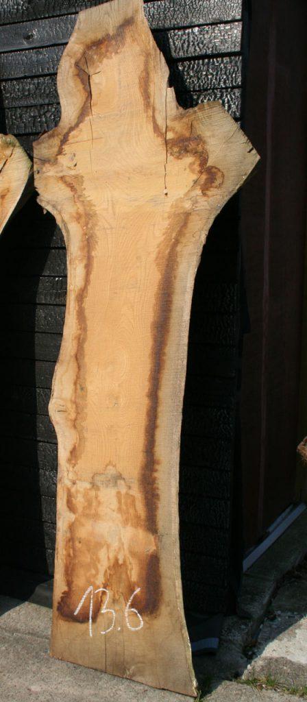 Eichentischplatte