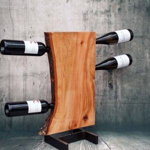 Weinregal Linde Wave