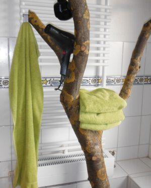 Walnussbaum als stummer Diener